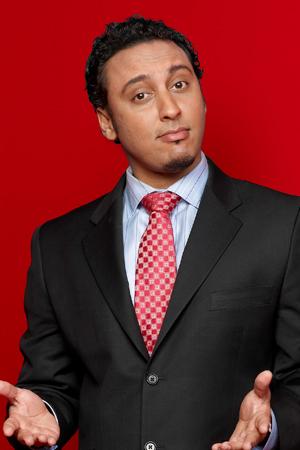 Aasif Mandvi as Correspondent