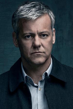 Rupert Graves as Greg Lestrade