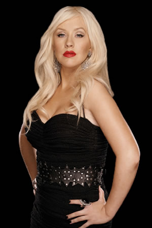 Christina Aguilera as Christina Aguilera