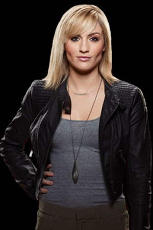 Alison Haislip as Alison Haislip