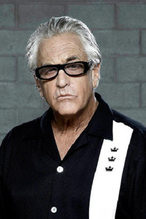 Barry Weiss as The Collector