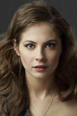 Willa Holland as Thea Queen