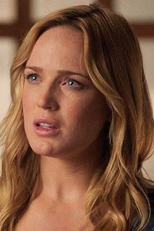 Caity Lotz as Sara Lance