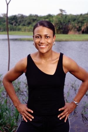 Joanna Ward as Joanna