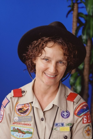 Lillian Morris as Lillian