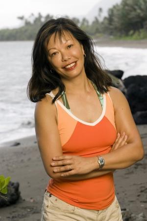 Sylvia Kwan as Herself