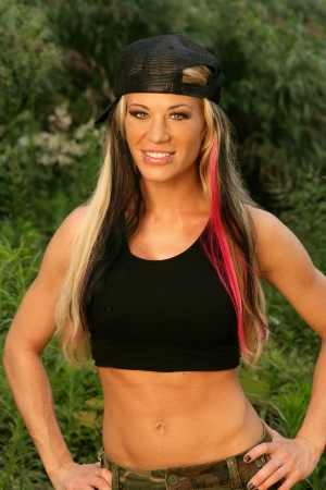 Ashley Massaro as Herself