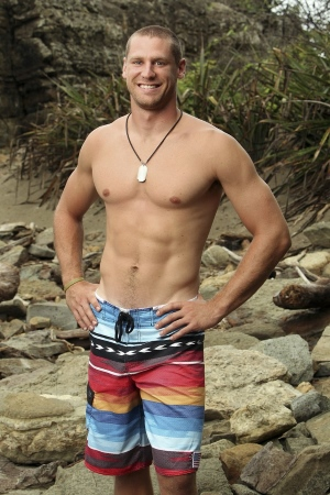Chase Rice as Chase