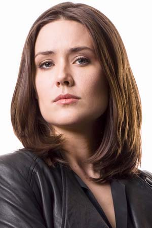 Megan Boone as Elizabeth Keen