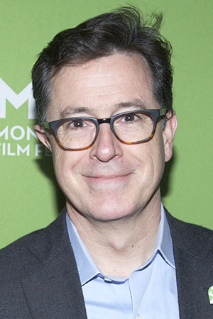 Stephen Colbert as Host