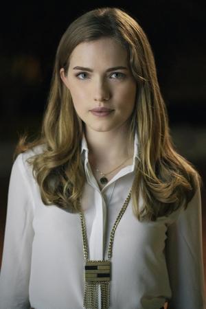 Willa Fitzgerald as Emma Duval