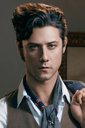 Hale Appleman as Eliot Waugh