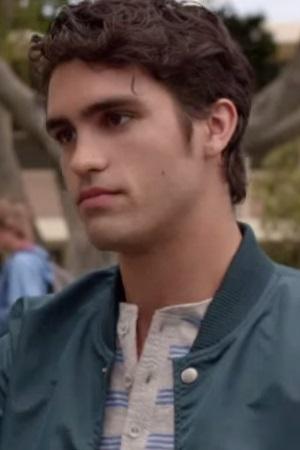 Tom Maden as Jake Fitzgerald