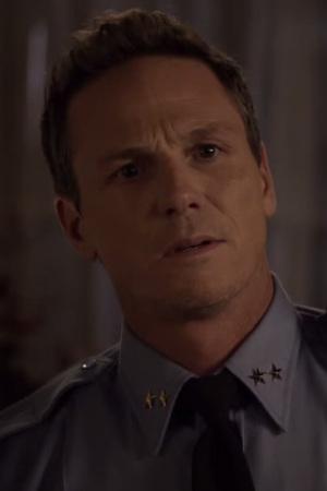 Jason Wiles as Sheriff Clark Hudson