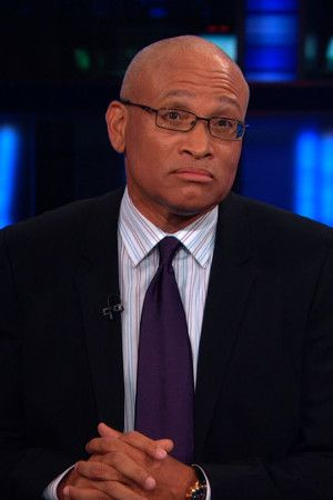 Larry Wilmore as Contributor