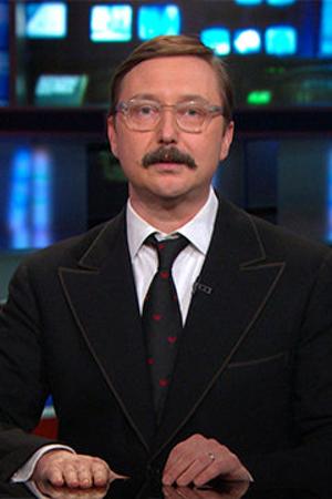 John Hodgman as Contributor