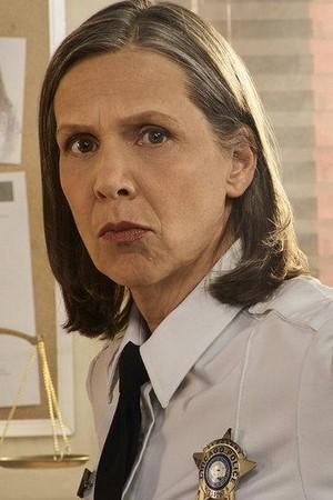 Amy Morton as Trudy Platt