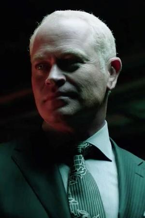 Neal McDonough as Damian Darhk