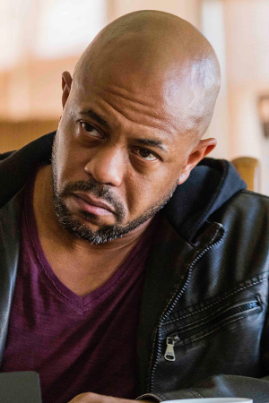Rockmond Dunbar as Abe Gaines