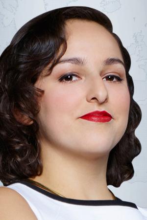 Eliza Cossio as Contributor
