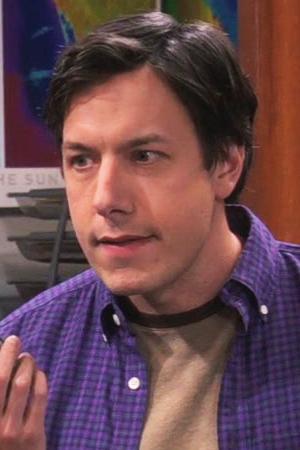 John Ross Bowie as Barry Kripke