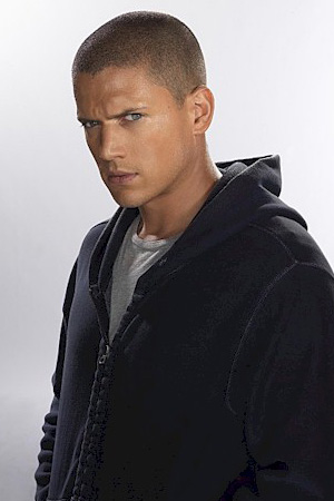 Wentworth Miller as Michael Scofield