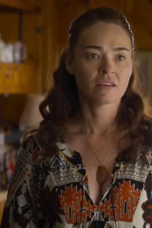 Karina Logue as Tina Hudson