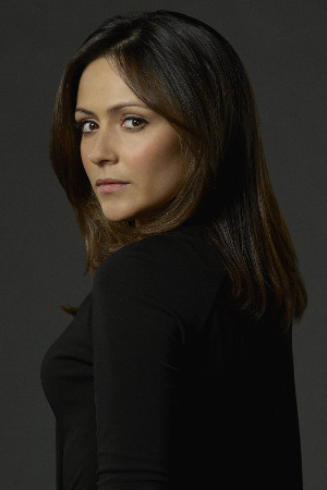 Italia Ricci as Emily Rhodes