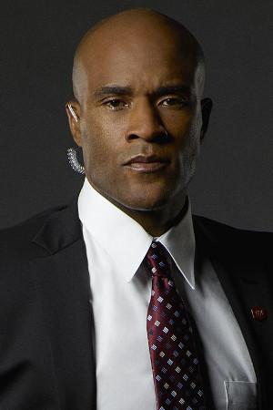 LaMonica Garrett as Mike Ritter