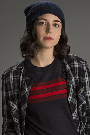 Annabelle Attanasio as Cable McCrory
