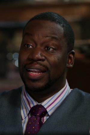 Daryl Chill Mitchell as Patton Plame