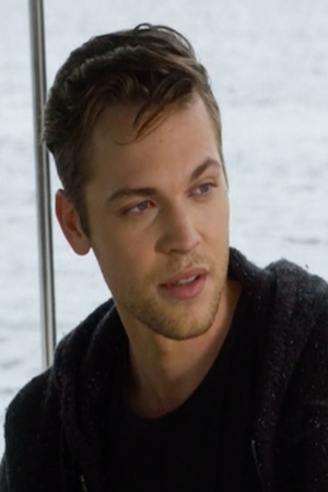 Alexander Calvert as Tom Martin