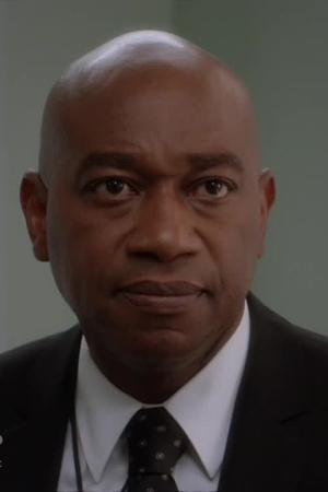 Marc Damon Johnson as Dan Conley