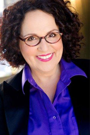 Carol Ann Susi as Debbie Wolowitz