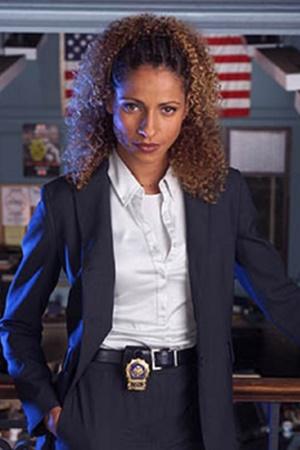 Michelle Hurd as Monique Jefferies