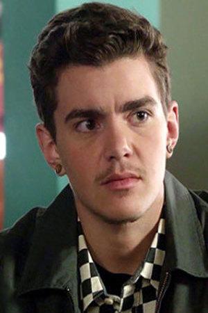 Elliot Fletcher as Aaron Baker