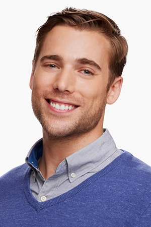 Dustin Milligan as Ted Mullens