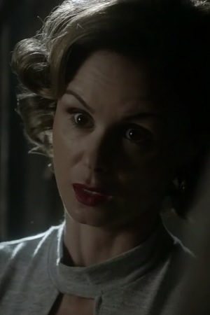 Keegan Connor Tracy as Professor Lipson