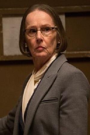 Susan Blommaert as Kate Kaplan