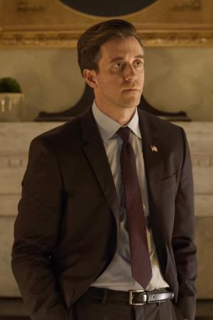 Ashley Zukerman as Peter MacLeish