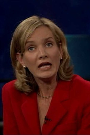 Beth Littleford as Correspondent
