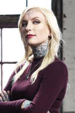 Eva Huber as Eva Huber