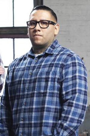 Carlos Rojas as Carlos Rojas