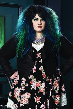 Kelly Doty as Kelly Doty