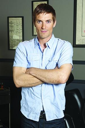 Jamie Davies as Jamie Davies