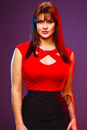 Sarah Miller as Sarah Miller