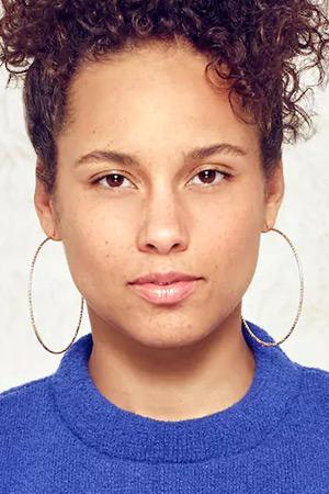 Alicia Keys as Alicia Keys