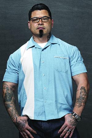 Cesar Castaneda as Big Ceeze