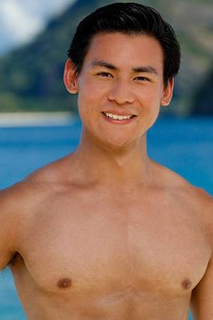James Lin as James