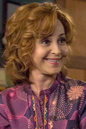 Annie Potts as Sharon Elkin